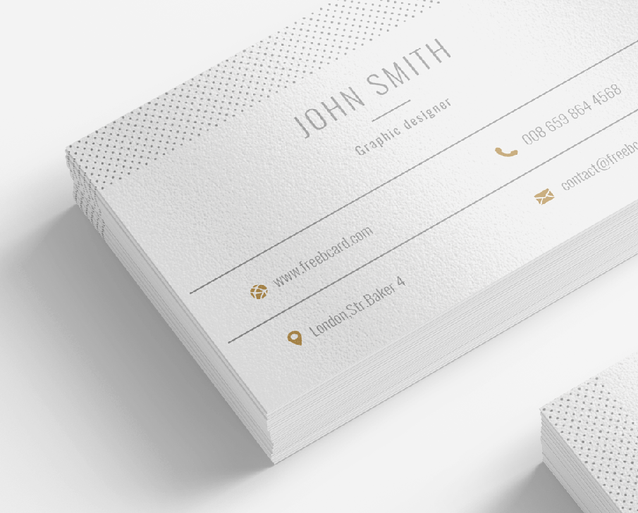 Choosing business card printing material freebcard thin cards may be cheap and you could say the do the job but they are flimsy and feel cheap id say above 250 gsm should be good enough but if you can reheart Images