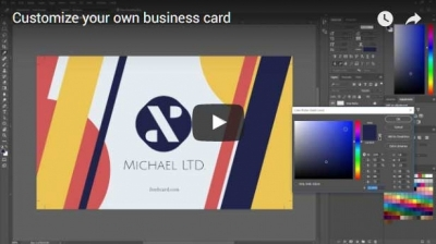 Blog creative free business card templates business card photography customize your own business cards with our free templates and the help of our guide here you can find out how to make our templates your own in photoshop colourmoves