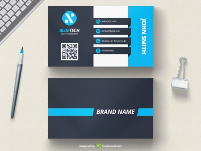 Creative FREE Business Card Templates Business Card Photography - Free business cards templates